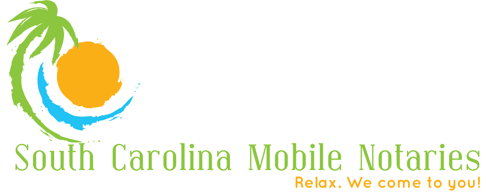 South Carolna Mobile Notaries; mobile notary service south carolina; south carolina traveling notary public; south carolina wedding officiants; south carolina signing agents;