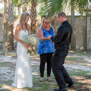 Wedding Officiate Huntington Beach State Park SC